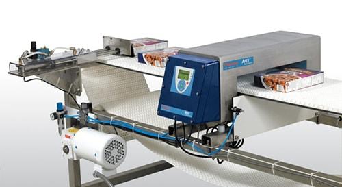 Metal Detektor, Thermo Fisher Scientific,